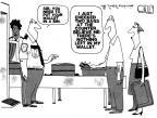 Cartoonist Steve Kelley  Steve Kelley's Editorial Cartoons 2011-06-15 put