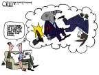 Cartoonist Steve Kelley  Steve Kelley's Editorial Cartoons 2011-07-24 voter