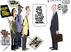 Cartoonist Steve Kelley  Steve Kelley's Editorial Cartoons 2011-10-14 wall