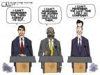 Steve Kelley  Steve Kelley's Editorial Cartoons 2011-11-12 2012 debate