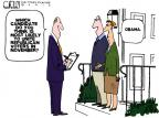 Cartoonist Steve Kelley  Steve Kelley's Editorial Cartoons 2012-01-08 president