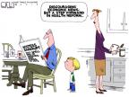 Cartoonist Steve Kelley  Steve Kelley's Editorial Cartoons 2012-01-15 business
