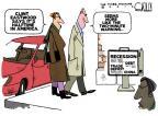Cartoonist Steve Kelley  Steve Kelley's Editorial Cartoons 2012-02-08 trade