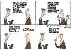 Cartoonist Steve Kelley  Steve Kelley's Editorial Cartoons 2012-02-24 2012 primary