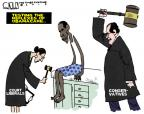 Cartoonist Steve Kelley  Steve Kelley's Editorial Cartoons 2012-03-29 president