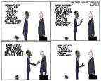 Cartoonist Steve Kelley  Steve Kelley's Editorial Cartoons 2012-05-23 business