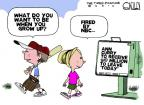 Cartoonist Steve Kelley  Steve Kelley's Editorial Cartoons 2012-06-27 $10