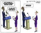Cartoonist Steve Kelley  Steve Kelley's Editorial Cartoons 2012-07-08 gun control