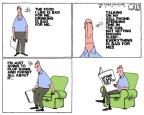 Cartoonist Steve Kelley  Steve Kelley's Editorial Cartoons 2012-07-11 time