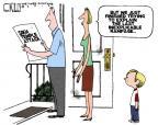 Cartoonist Steve Kelley  Steve Kelley's Editorial Cartoons 2012-08-07 shooting