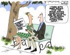 Cartoonist Steve Kelley  Steve Kelley's Editorial Cartoons 2012-08-09 trade