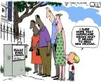 Cartoonist Steve Kelley  Steve Kelley's Editorial Cartoons 2012-08-28 Orleans