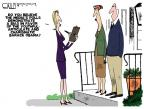 Cartoonist Steve Kelley  Steve Kelley's Editorial Cartoons 2012-10-03 2012 election