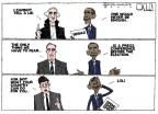 Cartoonist Steve Kelley  Steve Kelley's Editorial Cartoons 2012-10-28 2012 election