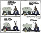 Cartoonist Steve Kelley  Steve Kelley's Editorial Cartoons 2012-11-11 2012 election