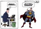 Cartoonist Steve Kelley  Steve Kelley's Editorial Cartoons 2012-11-13 political scandal