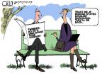Cartoonist Steve Kelley  Steve Kelley's Editorial Cartoons 2012-11-19 business