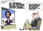 Cartoonist Steve Kelley  Steve Kelley's Editorial Cartoons 2013-01-10 without
