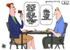 Cartoonist Steve Kelley  Steve Kelley's Editorial Cartoons 2013-02-07 just
