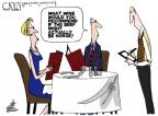 Cartoonist Steve Kelley  Steve Kelley's Editorial Cartoons 2013-02-26 animal food