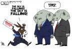 Cartoonist Steve Kelley  Steve Kelley's Editorial Cartoons 2013-02-28 little