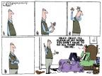 Cartoonist Steve Kelley  Steve Kelley's Editorial Cartoons 2013-03-09 room