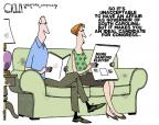Cartoonist Steve Kelley  Steve Kelley's Editorial Cartoons 2013-05-09 Carolina