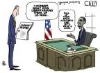 Cartoonist Steve Kelley  Steve Kelley's Editorial Cartoons 2013-06-08 president