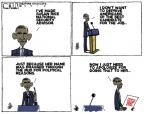 Cartoonist Steve Kelley  Steve Kelley's Editorial Cartoons 2013-06-12 reason