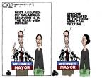 Cartoonist Steve Kelley  Steve Kelley's Editorial Cartoons 2013-07-25 2013