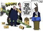 Cartoonist Steve Kelley  Steve Kelley's Editorial Cartoons 2013-07-30 political scandal