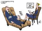 Cartoonist Steve Kelley  Steve Kelley's Editorial Cartoons 2013-08-06 political scandal