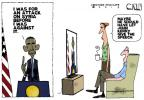 Cartoonist Steve Kelley  Steve Kelley's Editorial Cartoons 2013-09-11 John Kerry