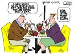 Steve Kelley  Steve Kelley's Editorial Cartoons 2013-12-09 $1.50