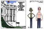 Steve Kelley  Steve Kelley's Editorial Cartoons 2014-03-04 Russia