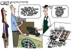 Cartoonist Steve Kelley  Steve Kelley's Editorial Cartoons 2014-03-24 just