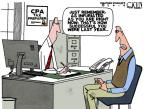 Cartoonist Steve Kelley  Steve Kelley's Editorial Cartoons 2014-04-15 just
