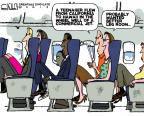 Cartoonist Steve Kelley  Steve Kelley's Editorial Cartoons 2014-04-22 room