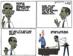 Cartoonist Steve Kelley  Steve Kelley's Editorial Cartoons 2014-07-10 ball