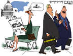 Cartoonist Steve Kelley  Steve Kelley's Editorial Cartoons 2015-05-21 Congress