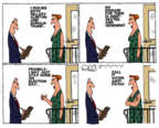 Cartoonist Steve Kelley  Steve Kelley's Editorial Cartoons 2016-08-16 just