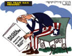 Cartoonist Steve Kelley  Steve Kelley's Editorial Cartoons 2016-09-22 protest