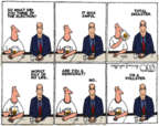 Cartoonist Steve Kelley  Steve Kelley's Editorial Cartoons 2016-11-11 2016 election