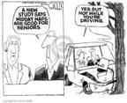 Cartoonist Steve Kelley  Steve Kelley's Editorial Cartoons 2005-01-17 new car