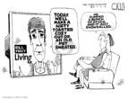 Cartoonist Steve Kelley  Steve Kelley's Editorial Cartoons 2005-10-14 trade