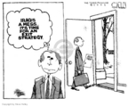 Cartoonist Steve Kelley  Steve Kelley's Editorial Cartoons 2005-11-16 trade