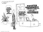 Cartoonist Steve Kelley  Steve Kelley's Editorial Cartoons 2005-11-29 brown