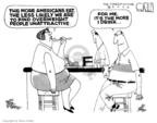 Cartoonist Steve Kelley  Steve Kelley's Editorial Cartoons 2006-01-12 body
