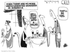 Cartoonist Steve Kelley  Steve Kelley's Editorial Cartoons 2006-03-31 out