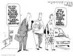 Cartoonist Steve Kelley  Steve Kelley's Editorial Cartoons 2006-04-04 ball